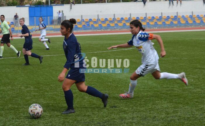 Έγραψαν ιστορία οι γυναίκες του Αστέρα, 1η νίκη στην Α' Εθνική, 1-0 τον Ατρόμητο!