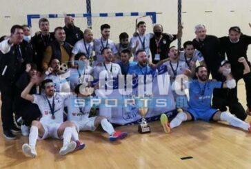 Επέστρεψε στην κορυφή της Futsal Super League μετά από 2 χρόνια (video)