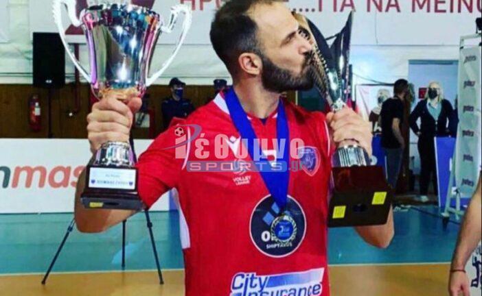 Σήκωσε το League Cup ένας Ρεθυμνιώτης!