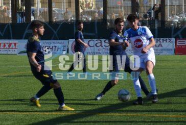 Ένα γκολ έκρινε το Ρεθυμνιώτικο ντέρμπι της Σοχώρας.