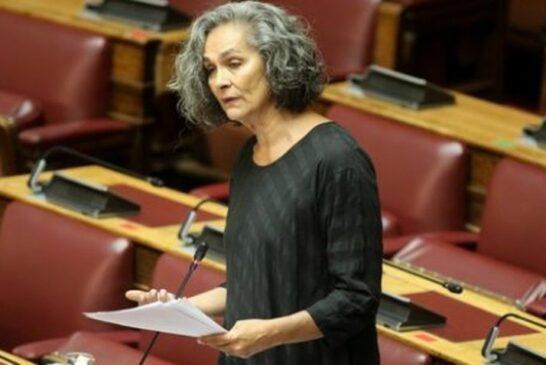 Η Σοφία Σακοράφα νέα πρόεδρος στον ΣΕΓΑΣ