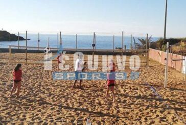 Πέντε Ρεθυμνιώτες συμμετείχαν στο Camp beach volley της ΕΟΠΕ (photos)