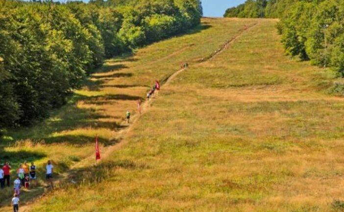 Σπουδαία εμφάνιση από τον Θ. Πίσσα στον «Lailias Mountain Running»