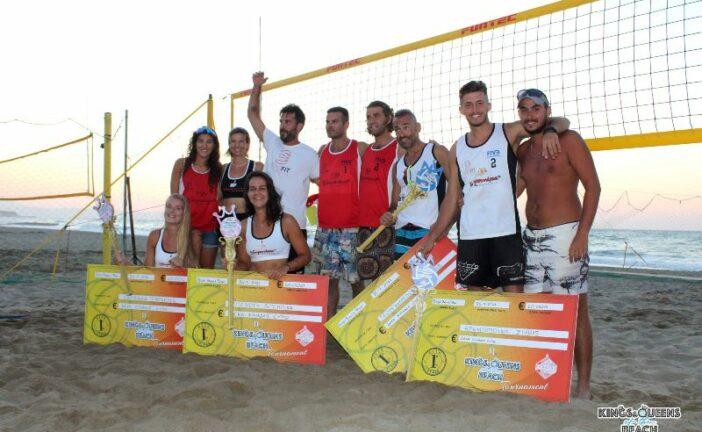 Αυτοί είναι οι νέοι «Kings n Queens of the beach» στην Κρήτη! (photos)