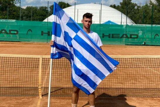 Νουχάκης: «Ο βασικότερος στόχος είναι να κερδίσουμε το Conference»