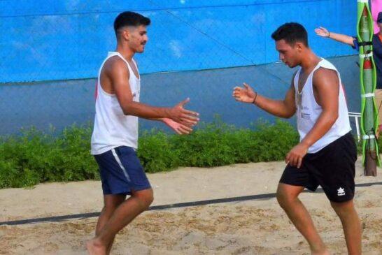Το Σάββατο στην «μάχη» του Πανελληνίου πρωταθλήματος U19 στην Πρέβεζα οι Αστρινάκης/ Σπιταδάκης