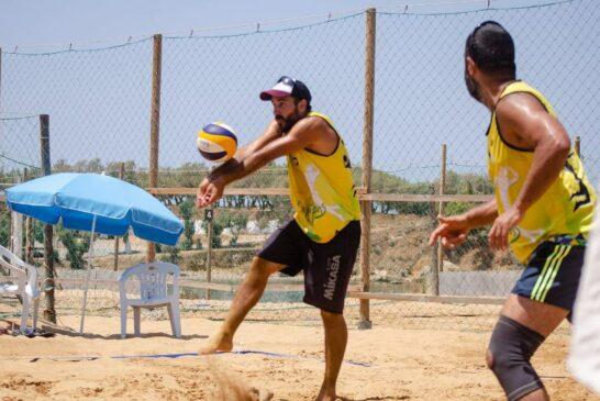Μέχρι τους «16» οι Ρεθυμνιώτικες δυάδες στο τουρνουά «Ν. Κατούφας»