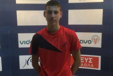 Στην camp των προεθνικών ομάδων Επιτραπέζιας Αντισφαίρισης ο Βουμβουλάκης
