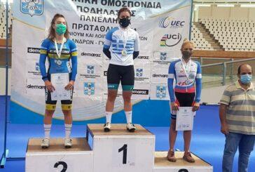 Πρωταθλήτρια Ελλάδος και στα 200μ. η Μηλάκη
