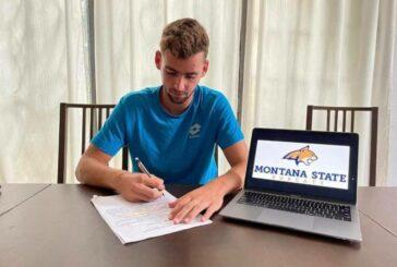 Στο Κολεγιακό πρωτάθλημα ο Νουχάκης με το Montana University