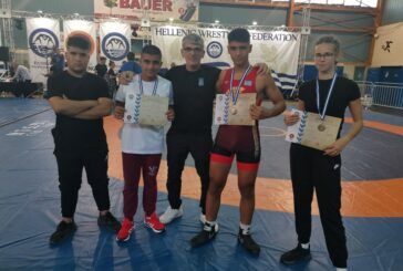 Με μετάλλια επέστρεψε ο ΑΠΟΡ από το Πανελλήνιο πρωτάθλημα U15.