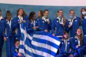 Χρυσές στις καρδιές μας - Τεράστια επιτυχία το ασημένιο παγκόσμιο μετάλλιο!