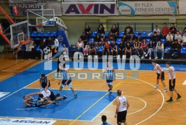 Το Σάββατο 19.30 ο Ημιτελικός Κυπέλλου, Ρέθυμνο Cretan Kings- Δειλινό
