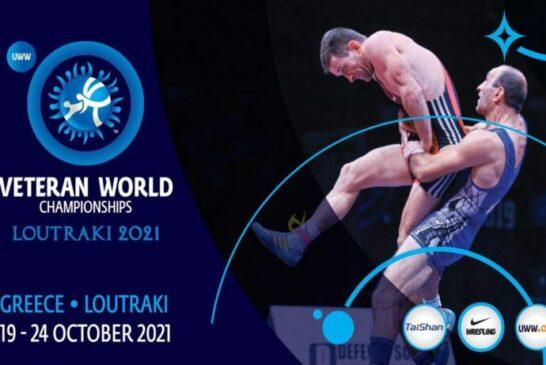 3 Ρεθυμνιώτες στο Παγκόσμιο πρωτάθλημα Βετεράνων!