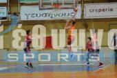 Φωτορεπορτάζ από τον αγώνα Παίδων, Ρέθυμνο BC – OAX